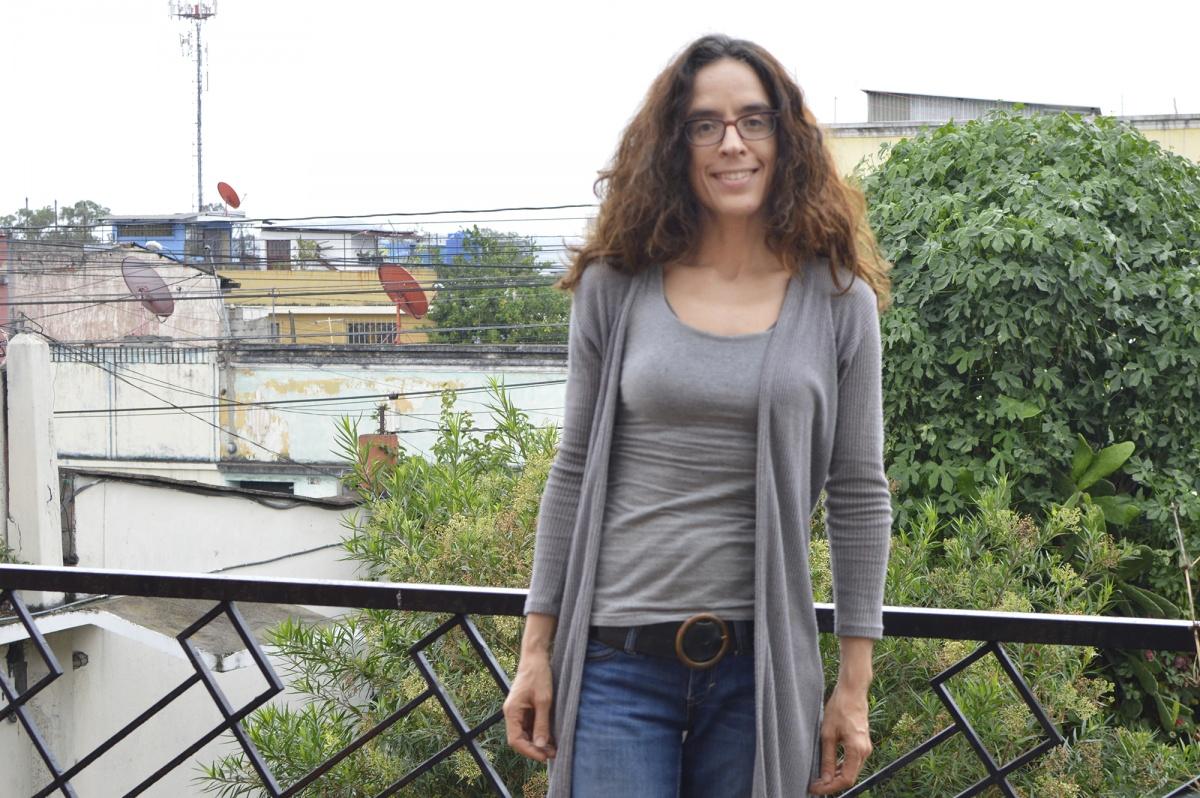 Imagen de María Victoria García Vettorazzi