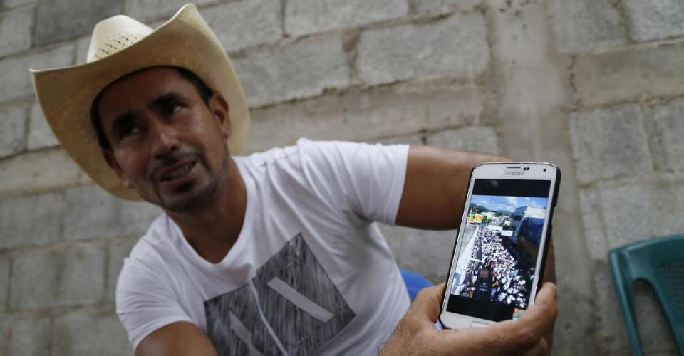 La motivación de Tres Kiebres para participar en la contienda electoral es poder ayudar a la gente de su pueblo.